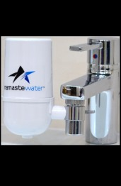 Water Filter white
